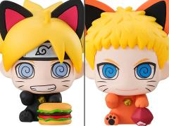 Boruto: Naruto Next Generations Petit Chara Land Maneki-Neko Set