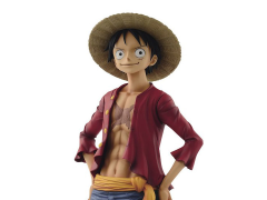 One Piece Grandista The Grandline Men Monkey D. Luffy