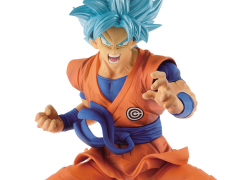 Super Dragon Ball Heroes Transcendence Art Vol. 1 Super Saiyan Blue Goku