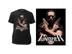 Marvel Punisher Crossfire T-Shirt