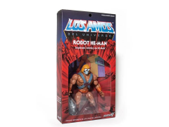 Masters of the Universe Vintage Robot He-Man (Los Amos) Exclusive