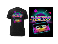 Marvel Guardians of the Galaxy Awesome Mix T-Shirt