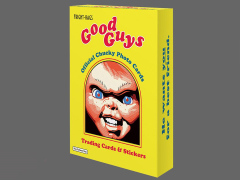 Child's Play Factory Box of Trading Cards