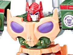 Transformers Robots in Disguise Warriors Combiner Force Bludgeon