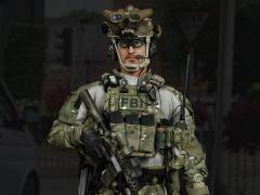 F.B.I. Hostage Rescue Team (Field Operation Ver.) 1/6 Scale Figure