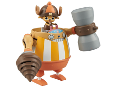 One Piece Chopper Robo Super 04 Kung Fu Tracer