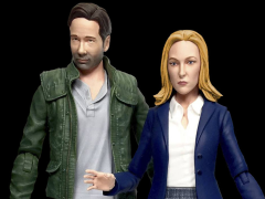 The X-Files Select Set of 2