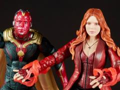 "Avengers: Infinity War Marvel Legends Scarlet Witch & Vision Two Pack Toys""R""Us Exclusive"
