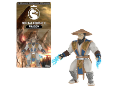 "Mortal Kombat Raiden 5.50"" Action Figure"