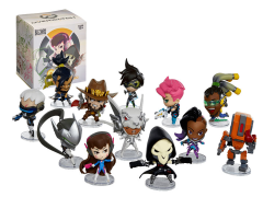 Overwatch Cute But Deadly Series 3 Blind Box Figure