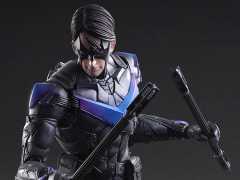 Arkham Knight Play Arts Kai Nightwing
