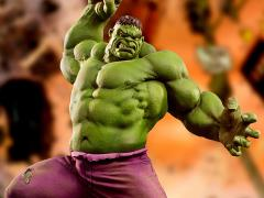 Marvel Comics Battle Diorama Series Hulk 1/10 Art Scale Limited Edition Statue
