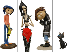 Coraline Best of PVC Figure Set