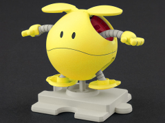 Gundam HaroPla #06 Haro Happy Yellow Model Kit