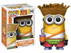 Pop! Movies: Despicable Me 3 Tourist Dave