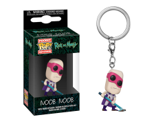 Pocket Pop! Keychain: Rick and Morty - Noob Noob
