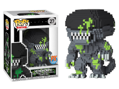 8-Bit Pop! Horror: Alien - Xenomorph PX Previews Exclusive