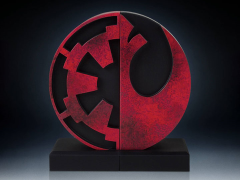 Star Wars Imperial / Rebel Bookends