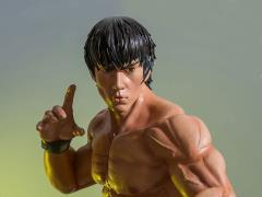 Tekken 6 Marshall Law Statue