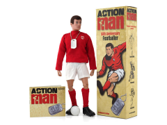 "Action Man 50th Anniversary 12"" Figure - Footballer"