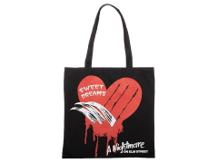A Nightmare on Elm Street Canvas Tote