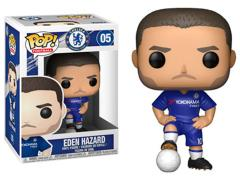 Pop! Football Premier League: Chelsea - Eden Hazard