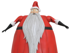 Nightmare Before Christmas Select Santa