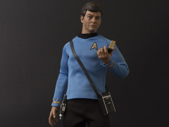 "Star Trek TOS Dr. Leonard ""Bones"" McCoy 1/6 Scale Articulated Figure"
