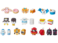 Transformers BotBots Toilet Troop Five-Pack