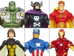 "Avengers Infinite 3.75"" Wave 1 Set of 6 Figure"