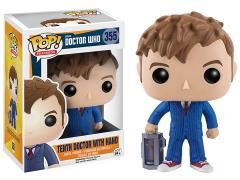 Pop! TV: Doctor Who - Tenth Doctor With Hand