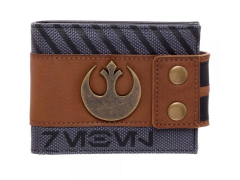 Rogue One Rebel Snap Wallet