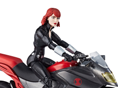 Ultimate Marvel Legends Black Widow