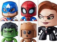 Marvel Mighty Muggs Wave 1 Set of 5