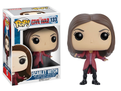 Pop! Marvel: Captain America: Civil War - Scarlet Witch