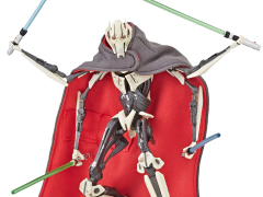 "Star Wars: The Black Series 6"" Deluxe General Grievous Fan/Ecomm Exclusive"
