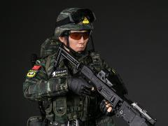 Chinese People's Armed Police Force Snow Leopard Commando Unit Team Member 1/6 Scale Figure