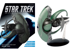 Star Trek Starships Collection Special Edition - #8 Spocks Jellyfish Ship