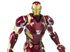 Captain America: Civil War S.H.Figuarts Iron Man Mark XLVI