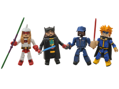 Jay and Silent Bob Strike Back Minimates Series 1 Four Pack