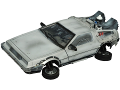 1:15 Scale Back To The Future II Frozen Over Electronic Hover Time Machine