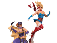 DC Bombshells Celebration Limited Edition Statue