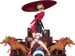 Harley Quinn Statue - Harley's Holiday