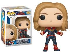 Pop! Marvel: Captain Marvel - Captain Marvel