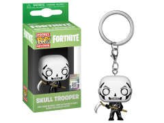 Pocket Pop! Keychain: Fortnite - Skull Trooper