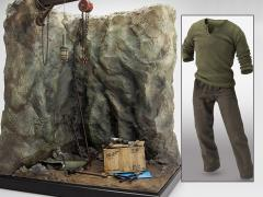 Series of Original Dioramas 1/6 Scale Cave & Clothing Set