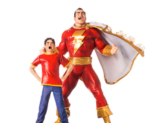 DC Comics Shazam 1/10 Art Scale Statue