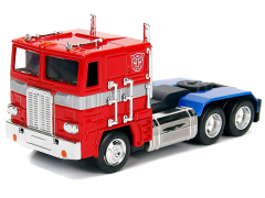 Transformers G1 Metals  Die-Cast Optimus Prime 1/32 Scale Vehicle