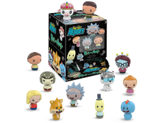 Rick and Morty Pint Size Heroes Box of 24