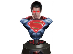 Batman v Superman Light-Up Paperweight Bust - Superman